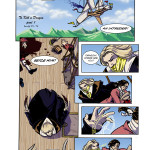 To Kill a Dragon pg. 1