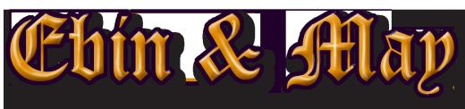 Ebin&May_Logo
