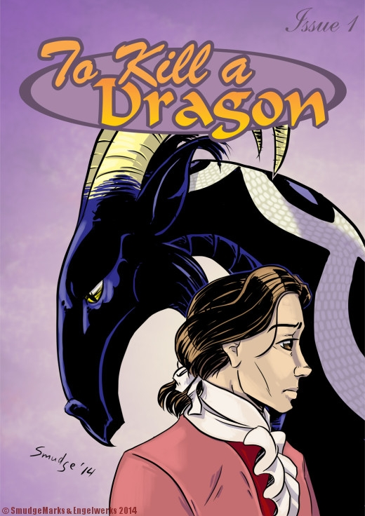 To Kill A Dragon, Part 1, Cover