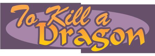 To Kill a Dragon - logo